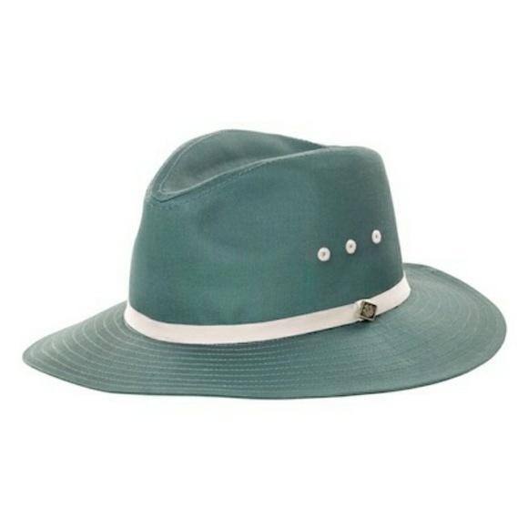 82cce859658 Goorin Bros Accessories - New GOORIN BROS Breakwater Beach Cotton Fedora Hat